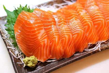 Cá hồi Sapa là món ăn cao cấp ở đây, ít mỡ, giàu dinh dưỡng và thơm ngon khó tả